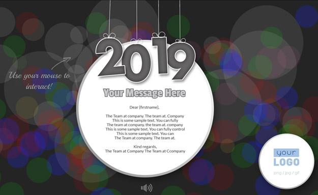 New Year Dark 2019